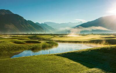 Golf in South Tyrol
